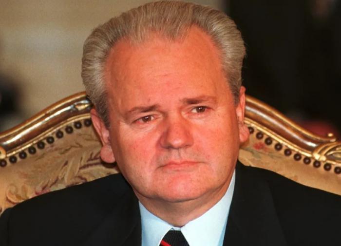 Слободан Милошевич для Правды.Ру: Распад Югославии - результат колониальной политики США