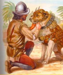 Боевые псы Древнего мира