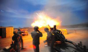 Американская база в Сирии подверглась атаке
