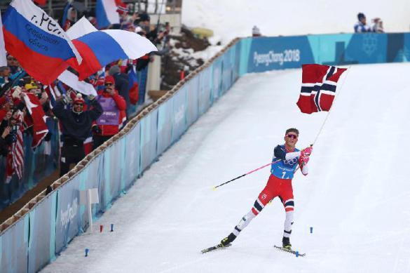 Глава норвежских лыжников извинился перед Россией