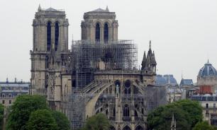 Строители продолжили восстановление Нотр-Дама