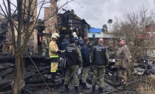 По делу о смертельном пожаре в Выборге задержан первый фигурант