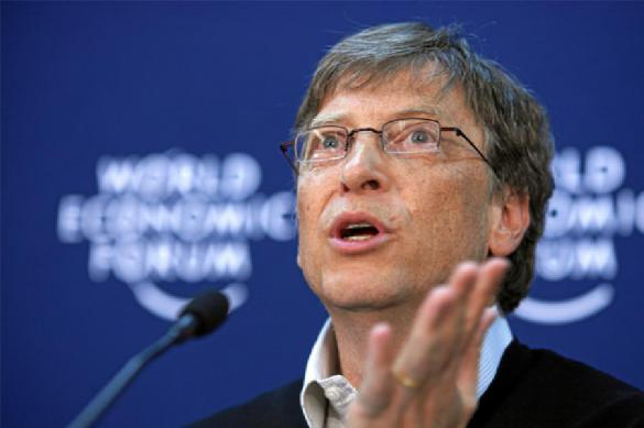 Билл Гейтс получил прививку от коронавируса