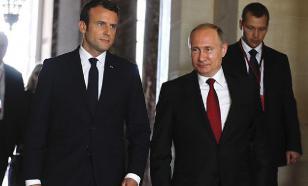 Le Monde: сказать, что Макрон раздражает Кремль - это не сказать ничего