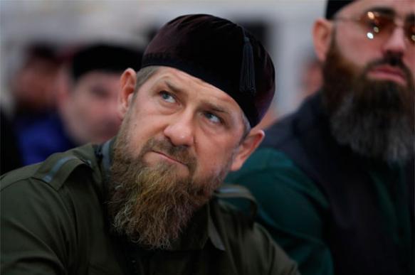Кадыров: За инцидентом на границе с Дагестаном стоят