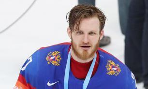 Хоккеист Телегин уехал в Мюнхен с любовницей