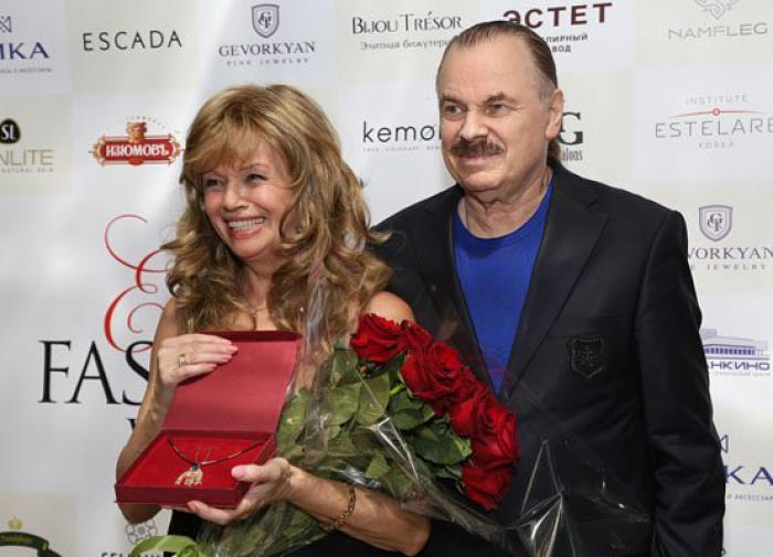 Владимир Пресняков-старший с женой вспомнили о грехах молодости