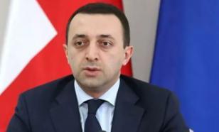 """Одна грузинская партия обвинила другую в """"нанесении оскорбления ЕС и США"""""""