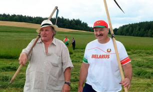 Депардье: Хочу жить в Белоруссии, там президент хороший