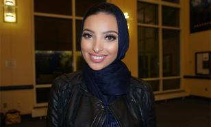 На обложке Playboy впервые появилась мусульманка в хиджабе