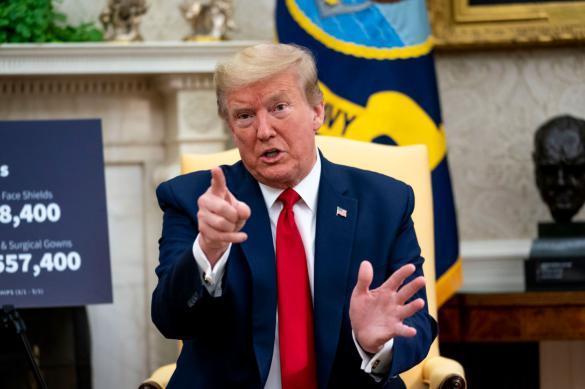 Эксперт: коронавирус – новый фронт войны с Трампом