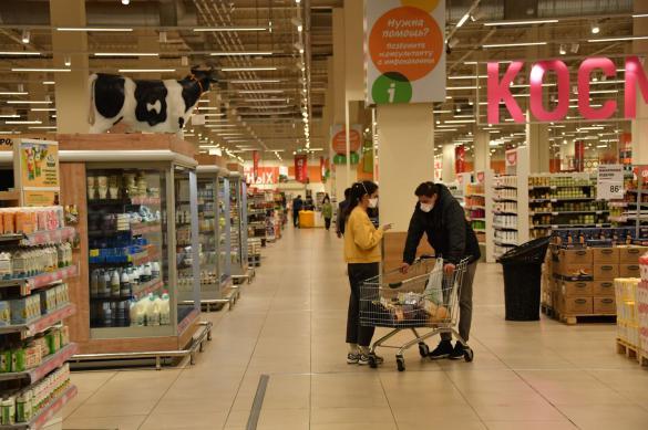 Министр торговли Белоруссии: у нас нет дефицита товаров