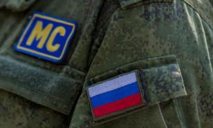 В Карабахе будут находиться только российские миротворцы