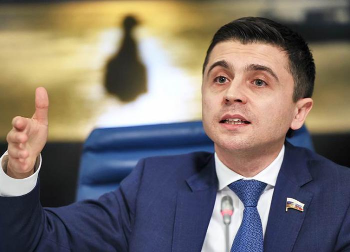 Главное  банкет: в ГД оценили саммит Крымской платформы