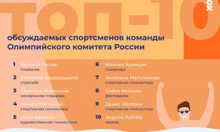 """Рылов стал самым популярным спортсменом по версии """"Одноклассников"""""""