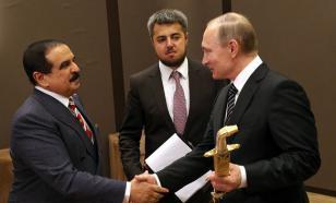 Россию с Бахрейном свяжут алюминий и оружие