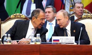 Путин осадил Киев по вопросам Крыма и СНГ
