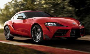 Японский автоконцерн представил новое поколение Toyota Supra