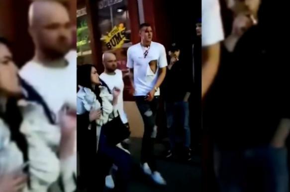 Русские латвийцы ударили стулом по лицу игрока НБА