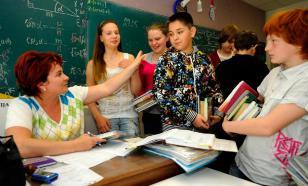 Проблемы коррупции свалили на учителей и учеников