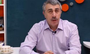 Доктор Комаровский: защититься от COVID-19 поможет респиратор