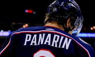 Панарин вошёл в историю НХЛ после 400 матчей
