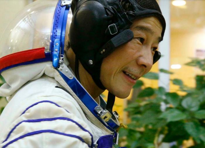 """Юсаку Маэдзава: """"Я хочу играть в бадминтон на МКС"""""""