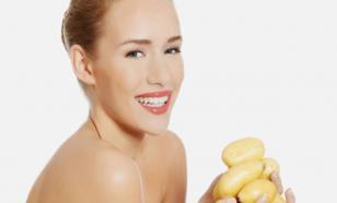 Картофельные маски для всех типов кожи