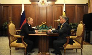 Владимир Путин обсудит с Якуниным его переход в сенаторы
