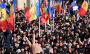 Все требования протестующих в Молдавии объединят в один документ