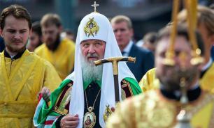 Патриарх Московский и всея Руси Кирилл отмечает 70-летний юбилей