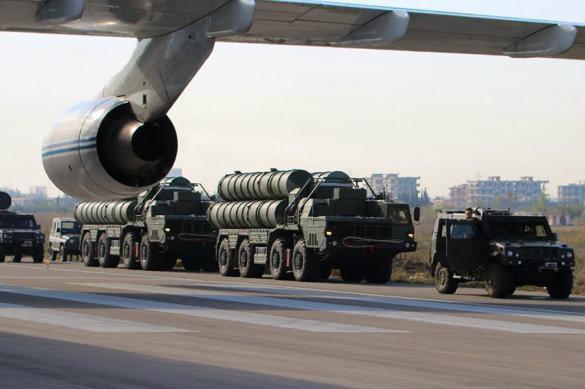 Пентагон: русские С-400 снесут авиацию США в первый день войны