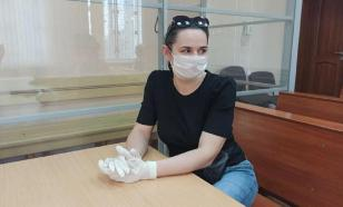 Кандидат на пост президента Белоруссии просит помощи у Запада