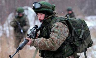 Опубликовано видео учений военных разведчиков России