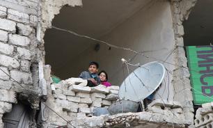 Запад досыта кормил террористов в голодающем Алеппо?