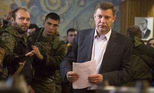В Москве заявили о причастности Киева к убийству Захарченко. СБУ отрицает