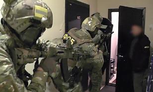 Спецы ФСБ поймали террориста из Дагестана у схрона с тротилом