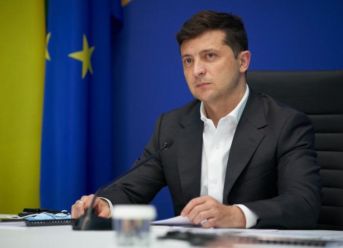 Зеленский: Украина хочет иметь чёткий план вступления в ЕС