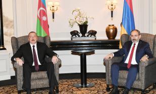 Алиев и Пашинян не пожали друг другу руки при встрече в Москве