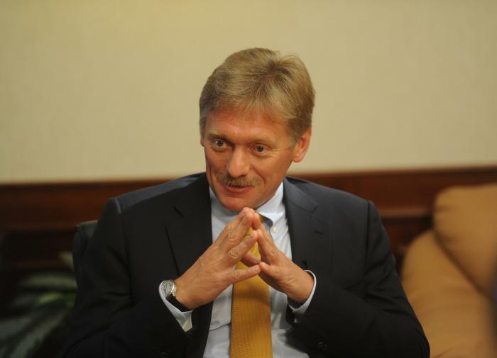 """Песков ответил на жалобу журналистов на закон об """"иноагентах"""""""