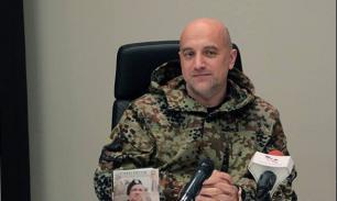 """Прилепин о Малороссии: """"В Донецке хотели сделать сюрприз для Москвы"""""""