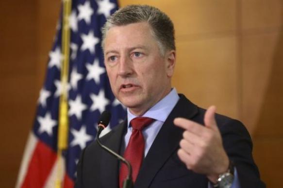 Спецпредставитель госдепа по Украине Курт Волкер подал в отставку