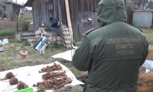 В Ленобласти нашли захоронение 134 советских военнопленных времен ВОВ