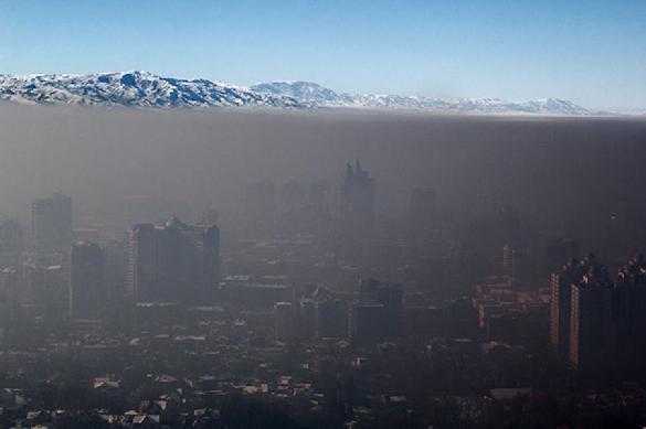 ВОЗ: Самый грязный воздух не в России. Где?