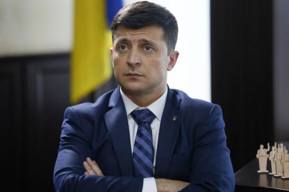Счет пожалуйста: в украинском посольстве рассказали об ожиданиях Конгресса США от Зеленского