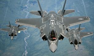 Британские журналисты обнаружили китайские детали в самолетах F-35