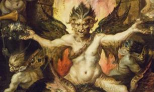 Эксперты: люди стали верить в дьявола, чтобы защитить себя от болезней