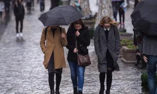 В Москве ожидается наступление ранней климатической осени
