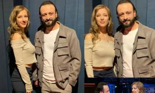 """Арзамасова и Авербух рассказали про свой роман на шоу """"Вечерний Ургант"""""""