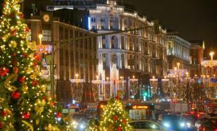 На Новый год все московские парковки станут бесплатными